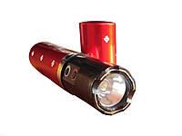 Женский Электрошокер губная помада (Духи) 1202,Шокер фонарик губная помада