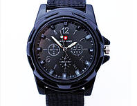 Армейские часы SWISS ARMY синие,черные