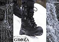 """Берцы штурмовые  утеплитель Thinsulate """"GROZA-W"""" U1-800 гидрофобна кожа производитель """"Zenkis"""""""