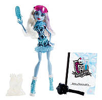 Monster High Art Class Abbey Bominable, Эбби Арт класс