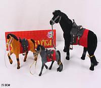 Игрушки для детей Лошадка Сивка-бурка, 3 шт