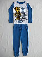 Пижама детская для мальчика Стар Варс, США (24М,3Т,4Т,5Т):