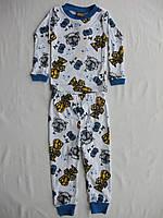 Пижама детская для мальчика Стар Варс, США (2,3,4,5 лет)