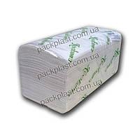 Полотенца бумажные 160 листов, белые