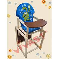 Детский стульчик для кормления трансформер № 10