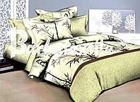 """Полуторный комплект постельного белья """"Бамбук""""."""
