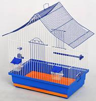 Клетка для папугая  Алиса (470х300х540)