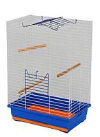 Клетка Нимфа для папугая (470х300х660)