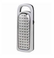 Аварийный аккумуляторный светильник-фонарь с аккумулятором YJ-6803 на 50 LED