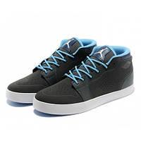 Кроссовки Jordan AJ V1 Chukka серые, фото 1