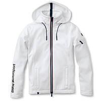 Женская куртка BMW Ladies Softshell Motorsport Jacket White