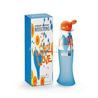 Moschino I Love Love - Туалетная вода (Оригинал) 30ml