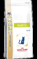Royal Canin diabetic  диета для кошек, страдающих сахарным диабетом - 1,5 кг