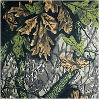 Ткань Саржа камуф. Дубовый лист 94539 150СМ ПЛ 220 г/м2