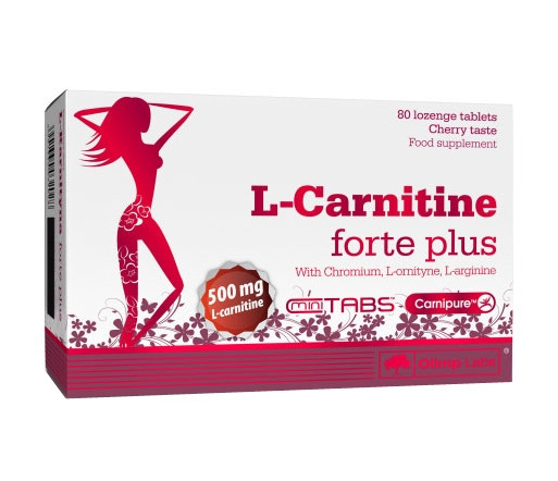 L-carnitine Forte Plus Olimp 80 таблеток