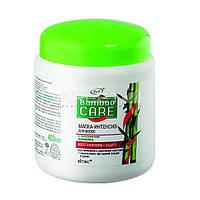 Маска - Интенсив для волос с экстрактом бамбука (Термозащита + Объем) - Витэкс Bamboo Care 450мл.