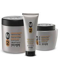 Увлажняющая маска для сухих и вьющихся волос - Echosline M2 Hydrating Mask 500мл. (Оригинал)