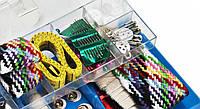 Набор для шитья, 100 предметов в пластиковой коробке, Bradex