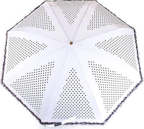Чудесный женский зонт, автомат ТРИ СЛОНА RE-E-118-7 Антиветер!