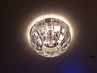 Точечный светильник Feron JD87 LED с белой подсветкой