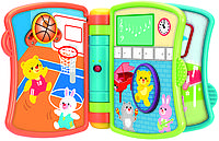 Детская развивающая книжка 0719 NL WinFun