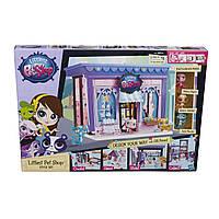 Игровой набор Hasbro Littlest Pet Shop Стильный зоомагазин