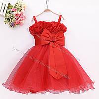 Нарядное платье для девочки.Бальное платье.