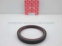 Уплотняющее кольцо, сальник коленвала задний, на Рено Кенго 01-> 1.9dCi — Elring (Германия) - 711720
