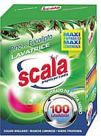 Сипучий безфосфатний пральний порошок Scala Lavatrice Pino ed Eucalipto 6.8кг