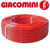 Труба GIACOTherm для теплого пола  Giacomini