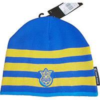 Шапка зимняя Adidas FFU сборной Украины по футболу