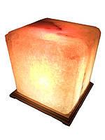 Солевая лампа «Куб» /квадрат 9-10 кг