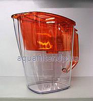 Фильтр-кувшин для воды Барьер Гранд (Grand) Оранж (Оранжевый)