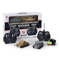 Танковый бой на радиоуправлении арт. 11368 D