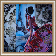 """Набор для вышивания бисером """"Парижские каникулы"""" P-192"""