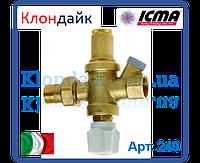 Icma подпиточный клапан 249 1-6 бар