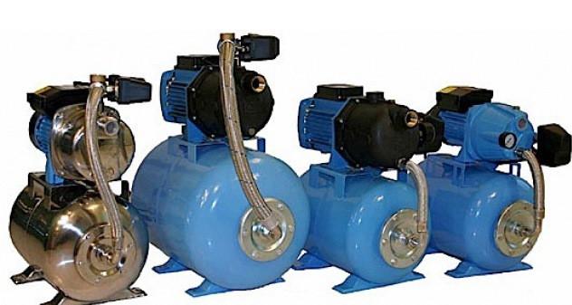 Ремонт станций автоматического водоснабжения