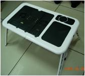 Подставка-столик с охлаждающим эффектом для ноутбука LD-09