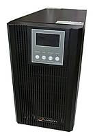 ИБП Luxeon UPS-10000LE (7000Вт), для котла, чистая синусоида, внешняя АКБ
