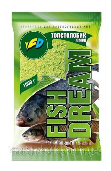 наживка для рыбы амура