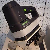 Шлифовальная машинка линейная с объемной подошвой FESTOOL DUPLEX LS 130 EQ-Plus