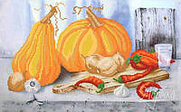 Схема для вышивки бисером Овощной натюрморт РКП-293