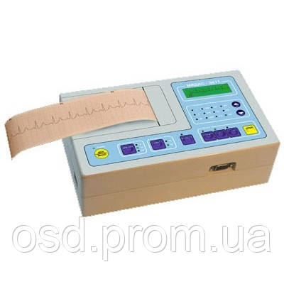 Электрокардиограф МИДАС-ЭK1T - 1-канальный