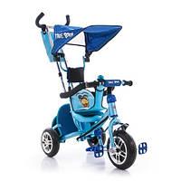 Детский трехколесный  велосипед AZIMUT TRIKE BIRDS