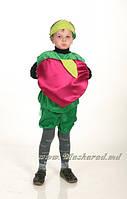 Карнавальный костюм «Свекла»