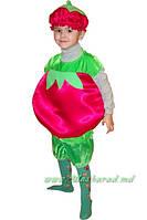 Карнавальный костюм «Помидор»