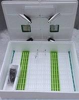 Инкубатор Рябушка ИБМ-130 на 130 яиц (механический переворот и цифровой терморегулятор)