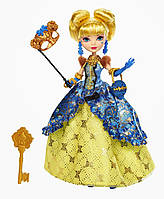 Кукла Ever After High Thronecoming Blondie Lockes. Блонди Локс Бал Коронации