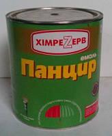 Эмаль-грунт для крыш Панцирь (3кг) ЗЕЛЁНЫЙ
