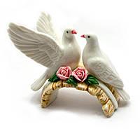 Статуэтка Два белых голубя